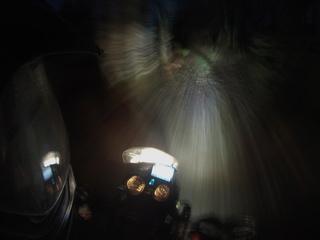 Noctambule 33 / balade de nuit de 3h -70km G0014210