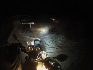 Noctambule 33 / balade de nuit de 3h -70km G0014511
