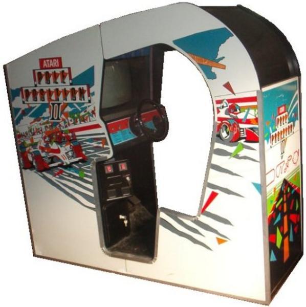 Sim racing pc  , dans une borne monaco gp reconstituée  Pp10