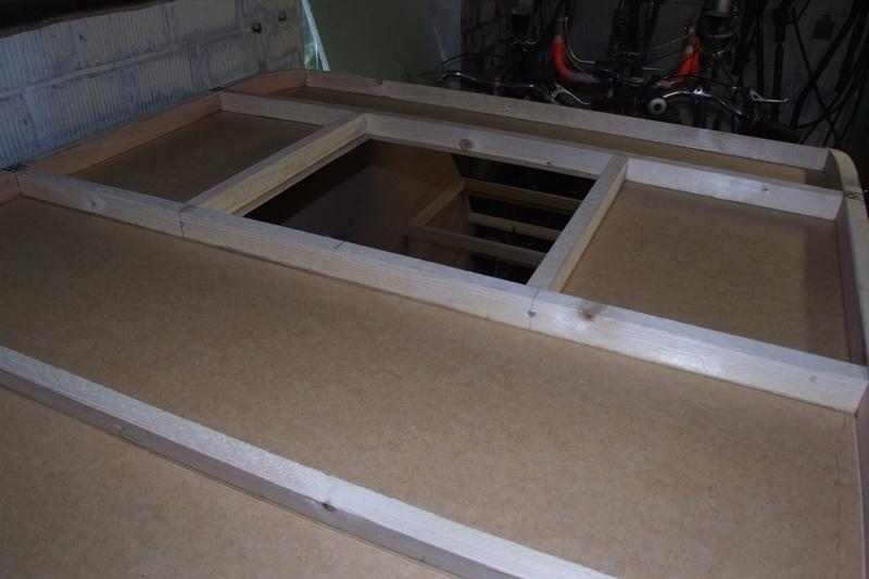 Construction de rododo Teardr35