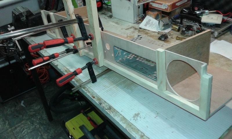 Construction de rododo Teardr42