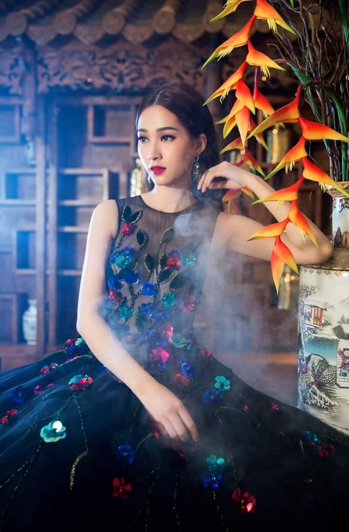 Hoa Hậu Thu Thảo lộng lẫy trong bộ ảnh mới Fb_img28