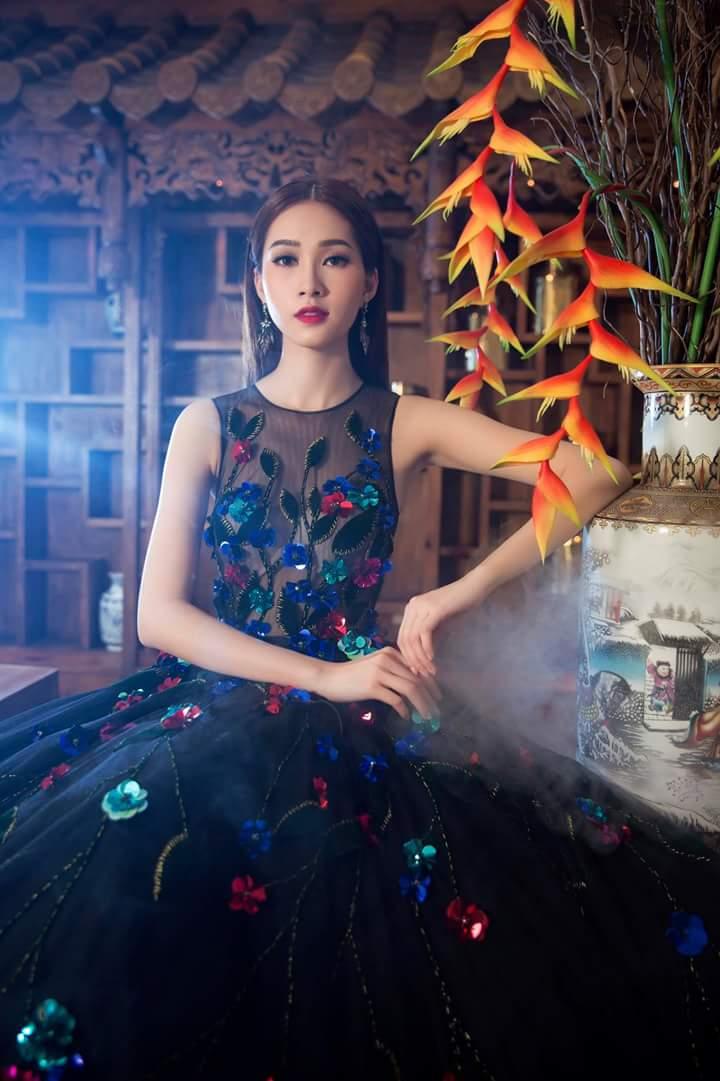 Hoa Hậu Thu Thảo lộng lẫy trong bộ ảnh mới Fb_img31