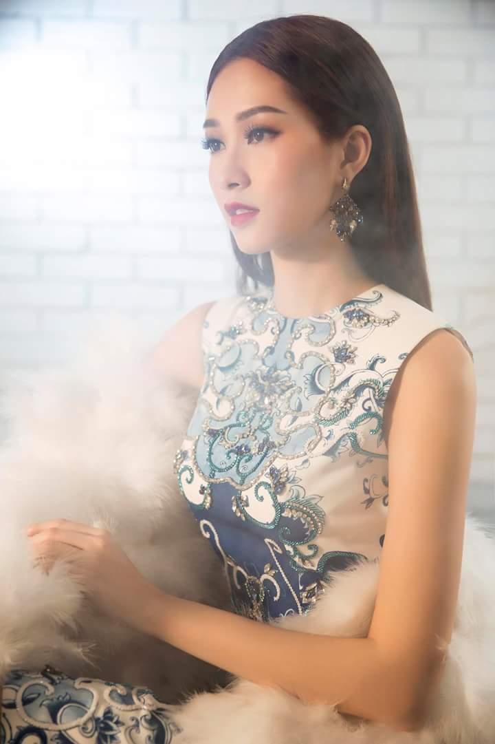Hoa Hậu Thu Thảo lộng lẫy trong bộ ảnh mới Fb_img35