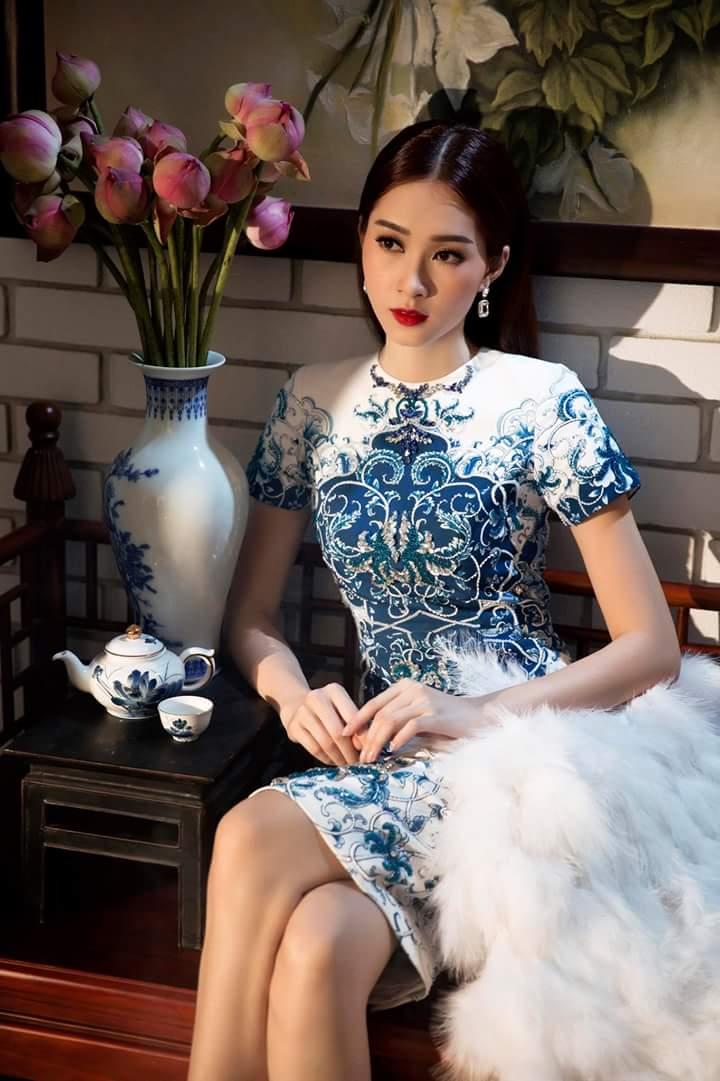 Hoa Hậu Thu Thảo lộng lẫy trong bộ ảnh mới Fb_img37