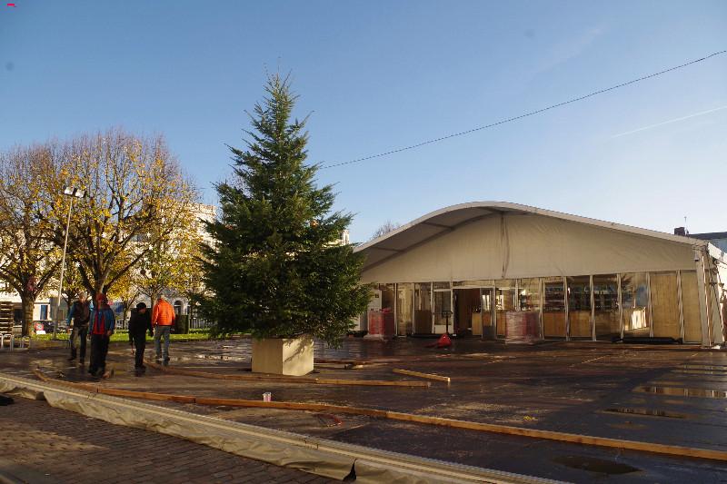 Inauguration de la patinoire de Rochefort, du grand spectacle ! Imgp6810