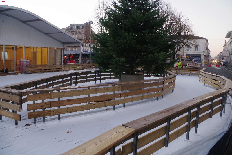 Inauguration de la patinoire de Rochefort, du grand spectacle ! Imgp6910