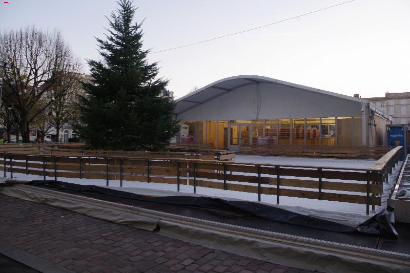 Inauguration de la patinoire de Rochefort, du grand spectacle ! Imgp6911