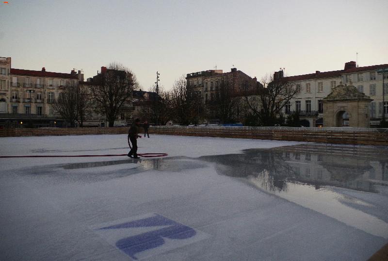 Inauguration de la patinoire de Rochefort, du grand spectacle ! Imgp7111