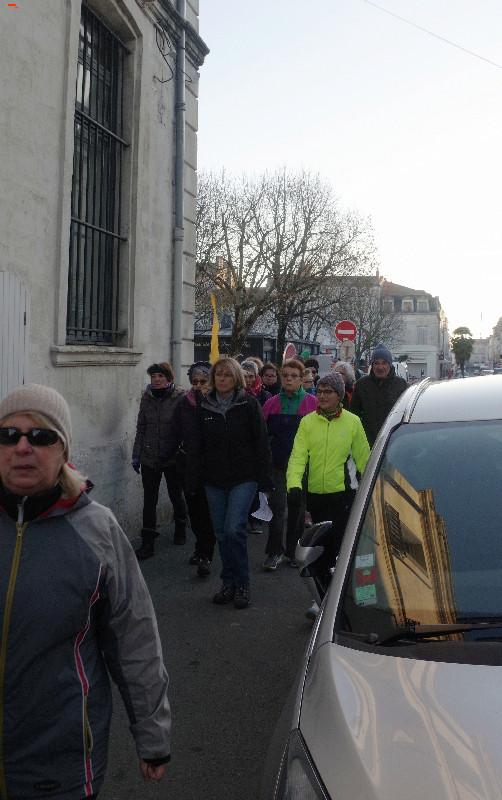 Téléthon Rochefort des sportifs et un défi ! Imgp8621
