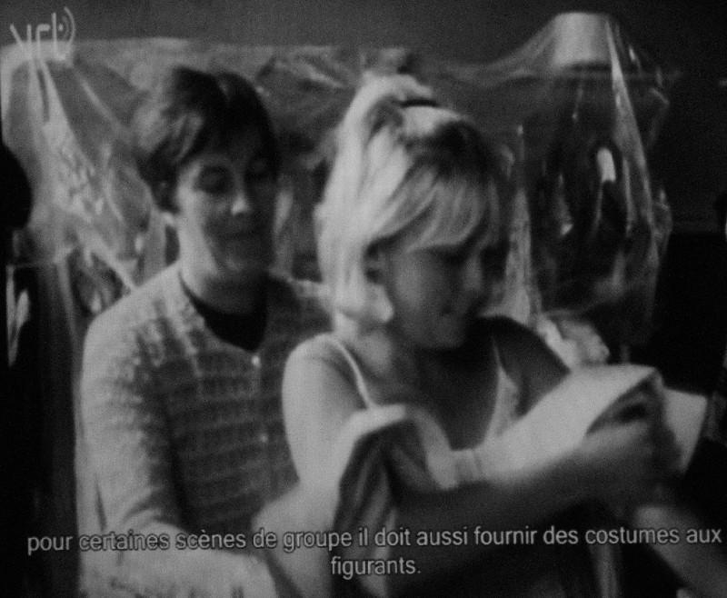 1966, Tournage des Demoiselles de Rochefort ! Imgp9112