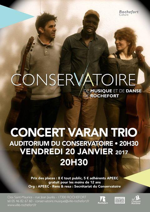 Varan Trio au conservatoire Karine10