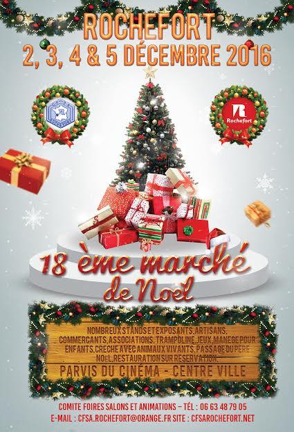 Marché de Noél du nouveau Marchy10