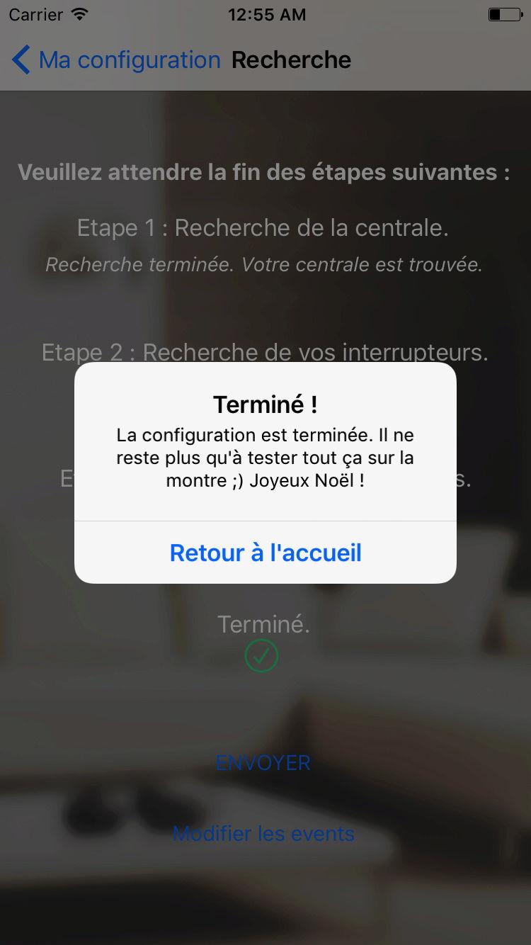 Application Apple Watch sur AppStore® Simula10