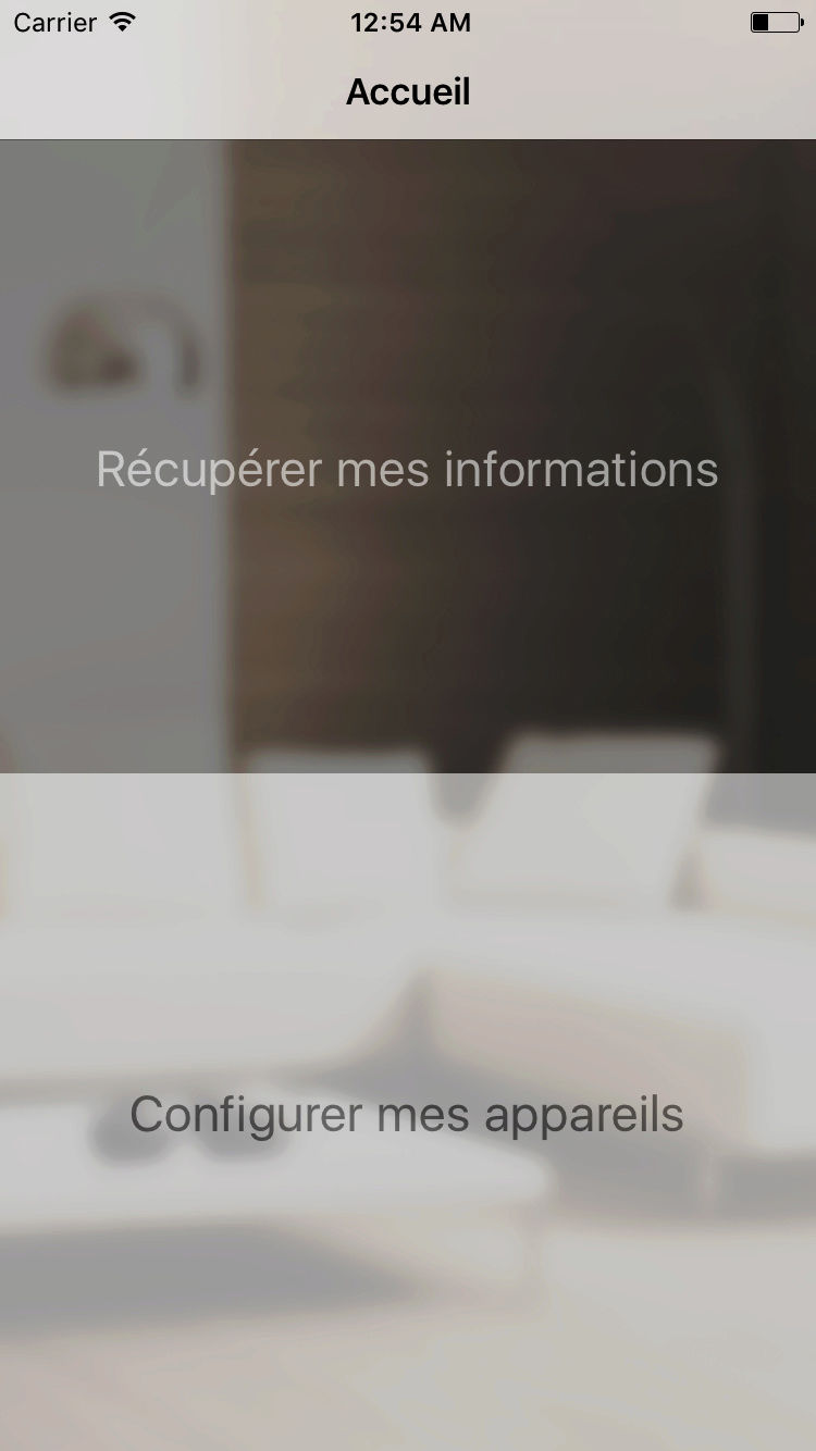 Application Apple Watch sur AppStore® Simula11