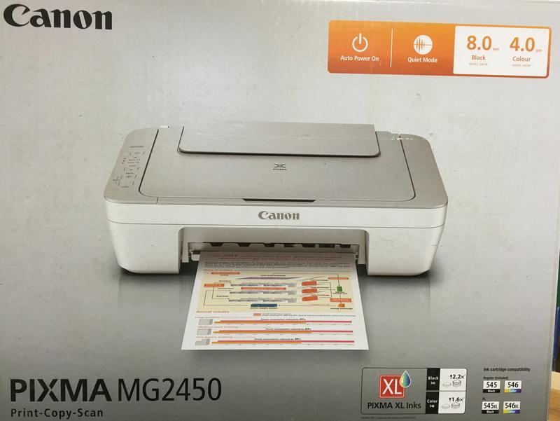 Pbme installation imprimante canon... Canon10