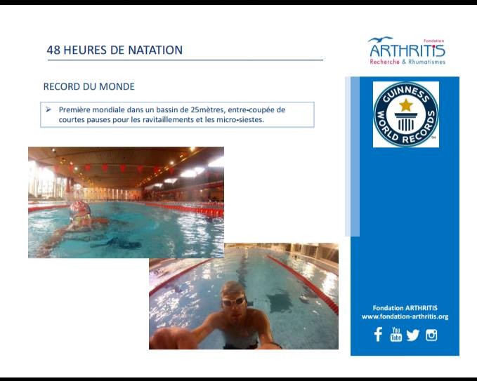 48h natation tentative reccord  16387310