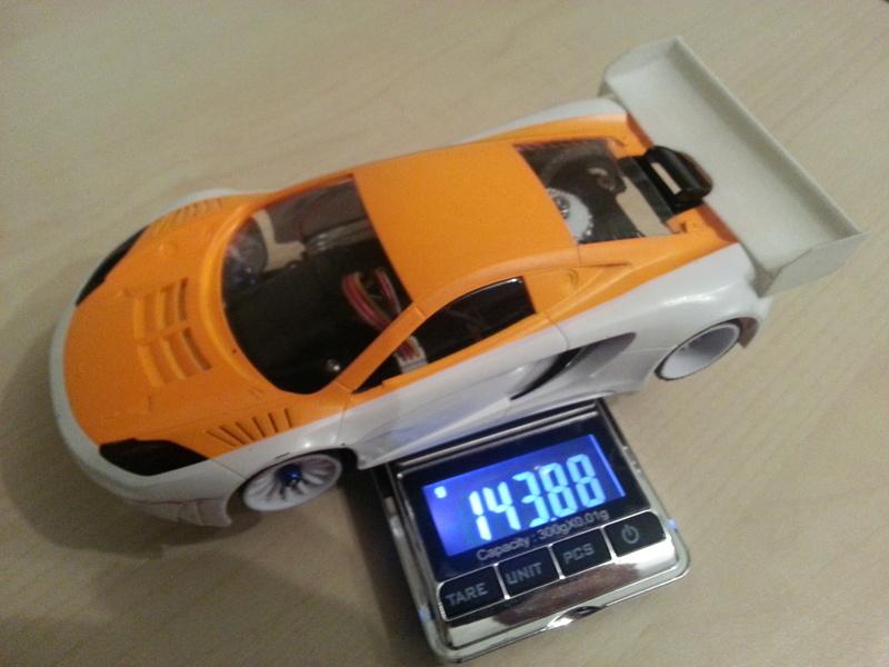 Chassis MR03 lipo perso 20161228