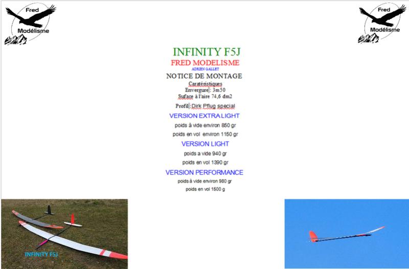 NEW INFINITY F5J FRED MODELISME - Page 6 Infini15