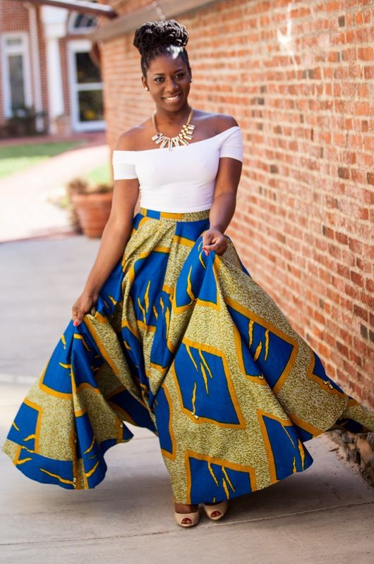 Style Guide On How To Wear Prints Mix Or Match Ankara10