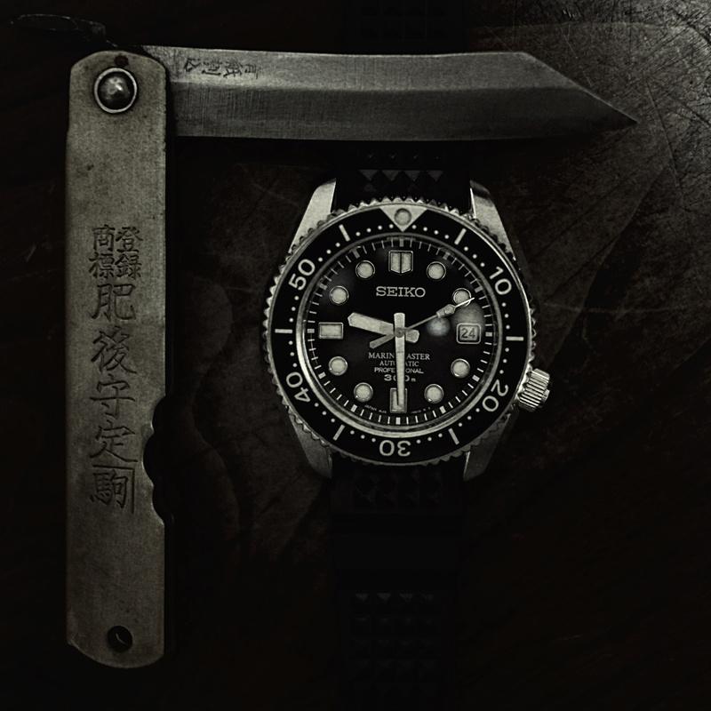 Votre montre du jour - Page 32 Mm110