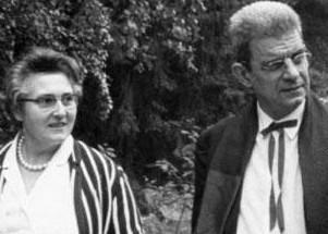 Françoise Dolto et Jacques Lacan