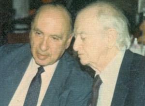 Linus Pauling et Abram Hoffer