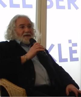 Claude Schauder à Strasbourg Kleber avec Roland Gori