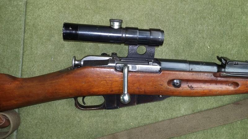 Qui a dit que le M44 n'est pas précis ??? 20150614