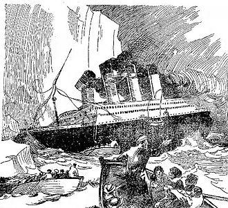 Naufrage du Titanic 330px-16