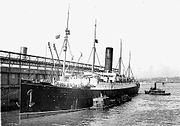 Naufrage du Titanic Carpat10
