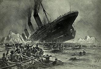Naufrage du Titanic Stywer10