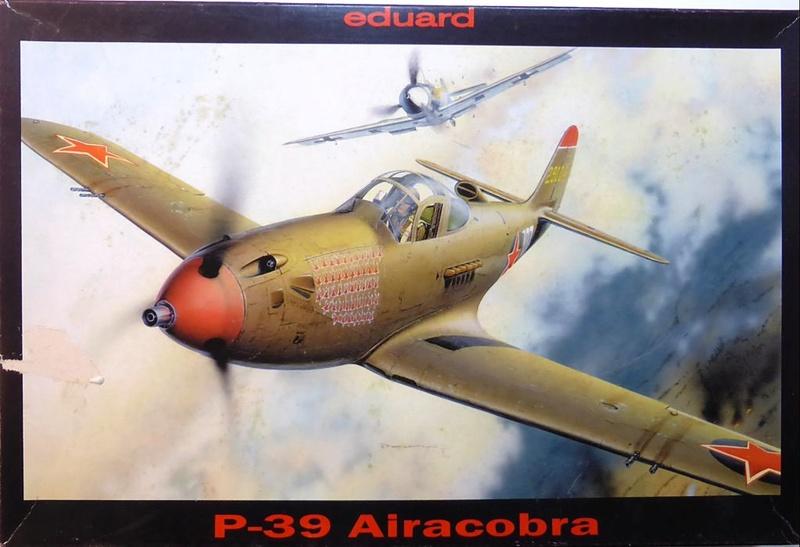 Bell P-400 Airacobra au 1/48 ( Eduard 8061 ) --> P-39 N  P39-0110
