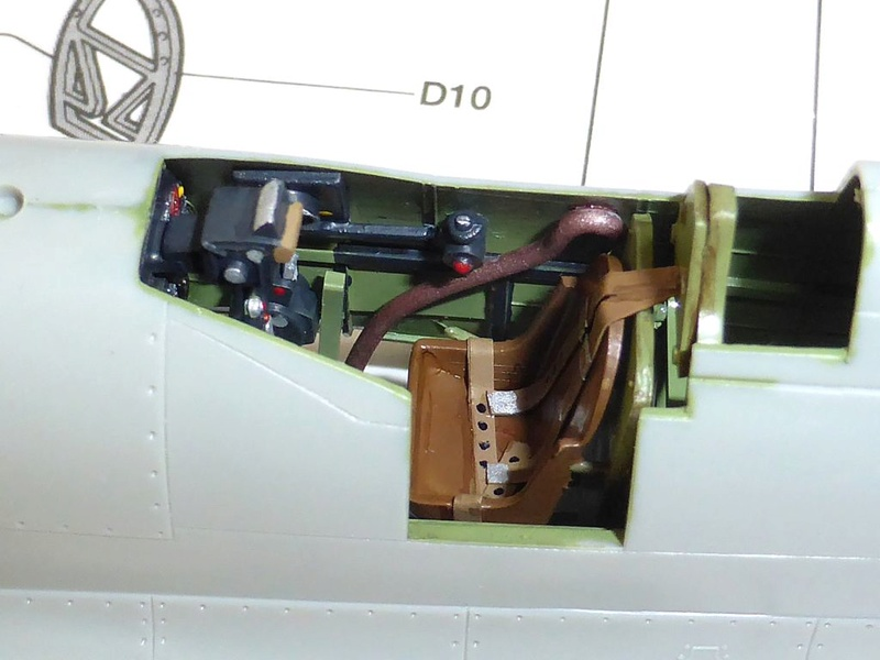 [Hobby Boss] - Curtiss P40 rénovation en Groupe Lafayette 1943  - Page 2 Smk14c13