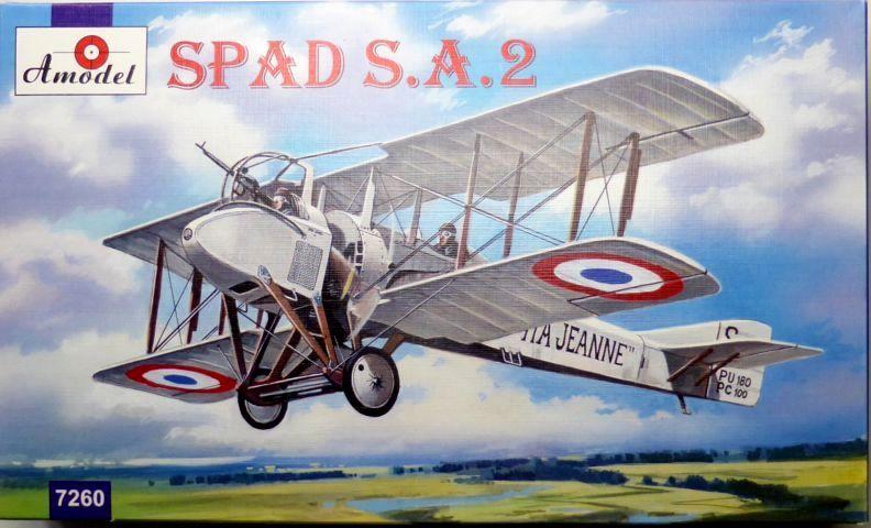 (Amodel)  Spad SA-4     1/72 Spadsa10