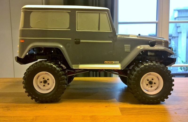 FTX OUTBACK TUNDER 1/10 Wp_20174