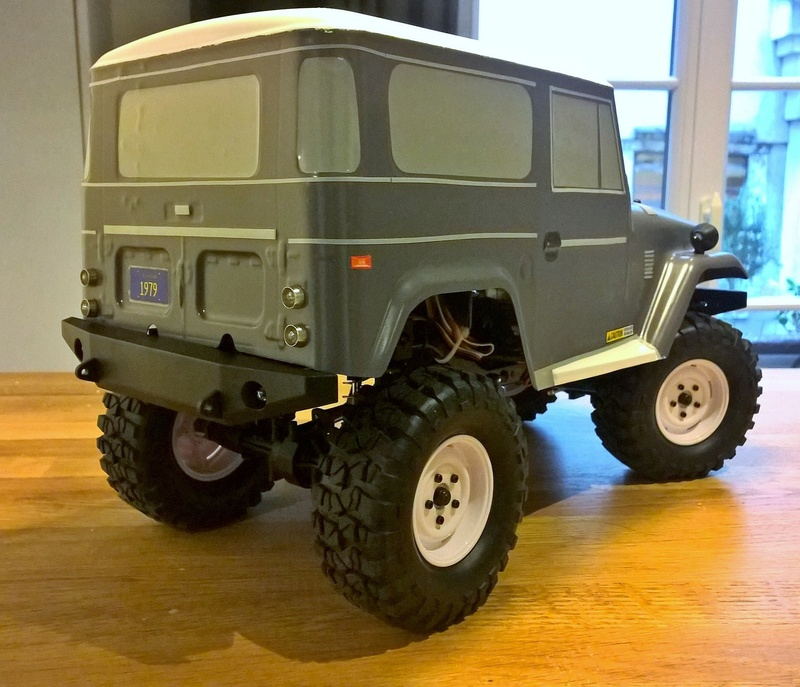 FTX OUTBACK TUNDER 1/10 Wp_20178