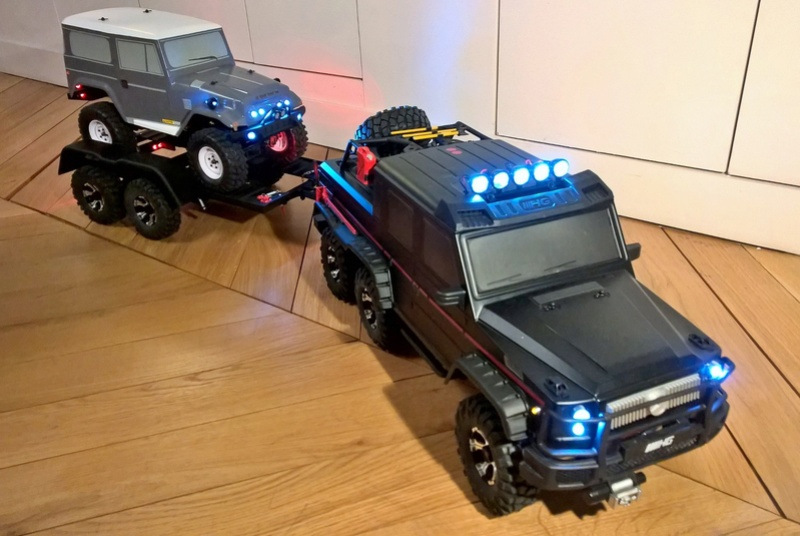 FTX OUTBACK TUNDER 1/10 Wp_20188