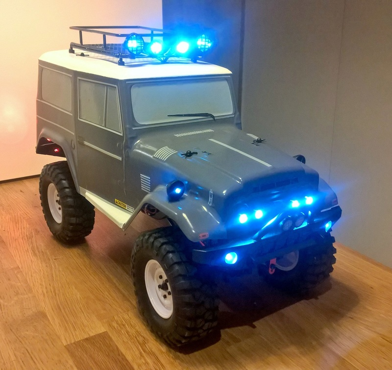 FTX OUTBACK TUNDER 1/10 Wp_20210