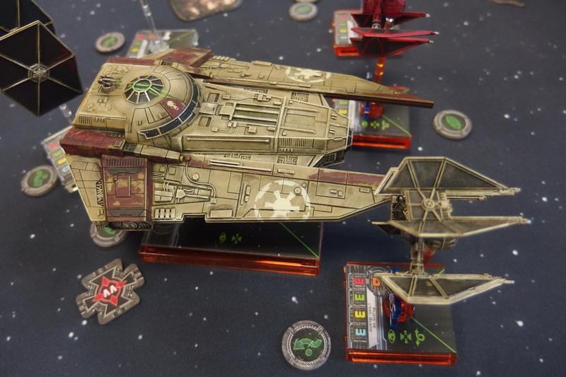 [SWXw] 14 & 15 janvier 2017 • Championnat Régional de Star Wars X-wing - Page 3 P1150125