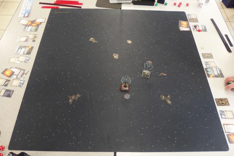 [SWXw] 14 & 15 janvier 2017 • Championnat Régional de Star Wars X-wing - Page 3 P1150241