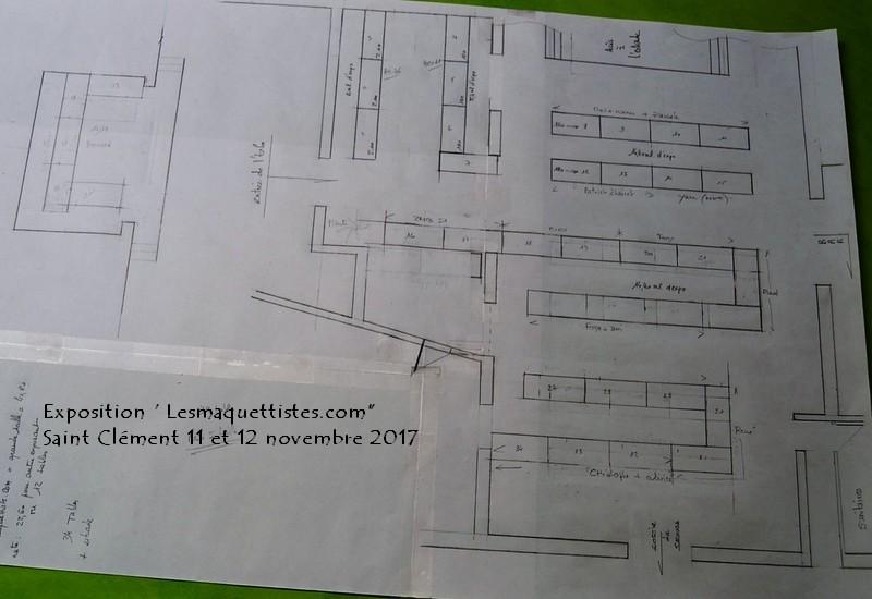 """Exposition des """"maquettistes .com """" 11 et 12 novembre 2017 - Page 4 006_8028"""