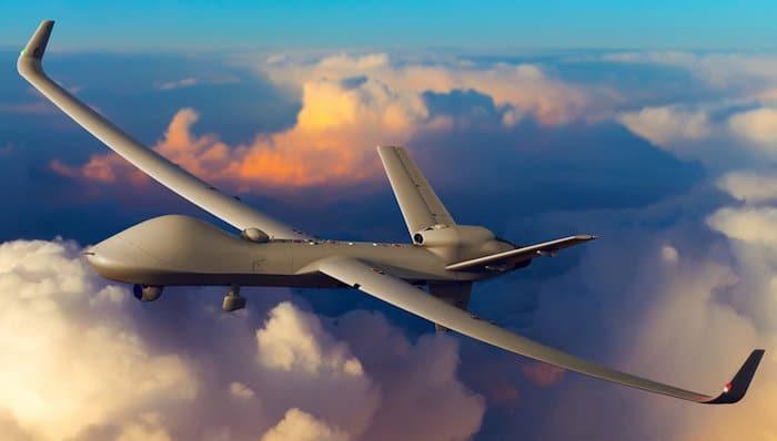 LA ROYAL AIR FORCE ET LES DRONES..  1-311