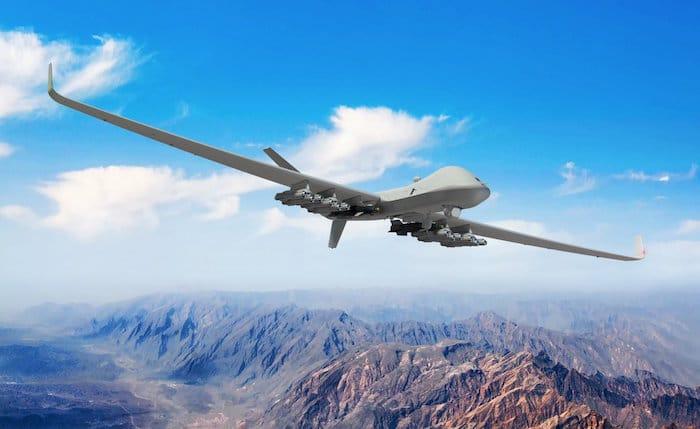 LA ROYAL AIR FORCE ET LES DRONES..  2-311