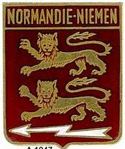 il était le dernier de l'escadrille Normandie -Niemen.. hommage. Th37