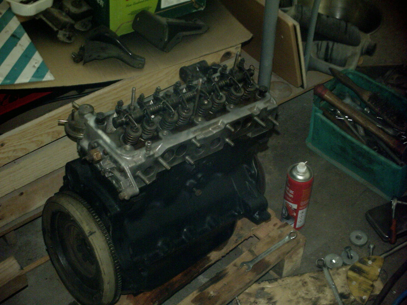 R12 TN en restauration - Page 3 Moteur11