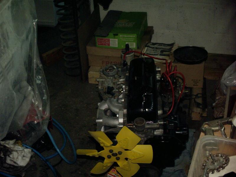 R12 TN en restauration - Page 3 Moteur15