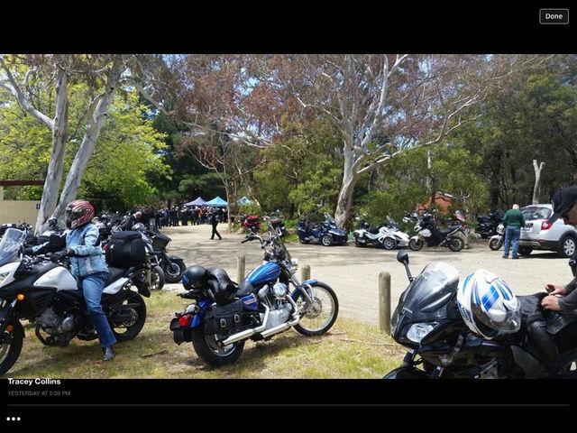 Mt Macedon Memorial Ride - 7/11/16  Image12