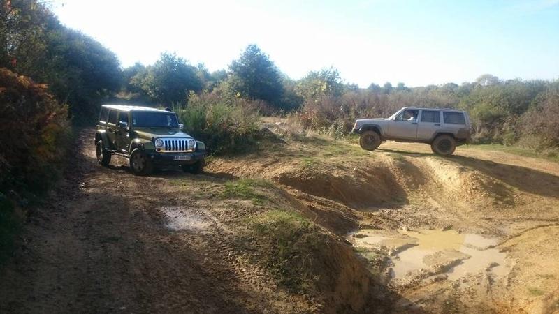 jeep JK 5 portes 14573010