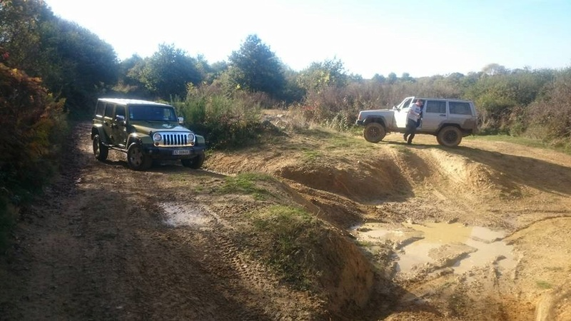 jeep JK 5 portes 14639810